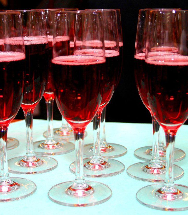 Personalizowane wino na narodziny dziecka