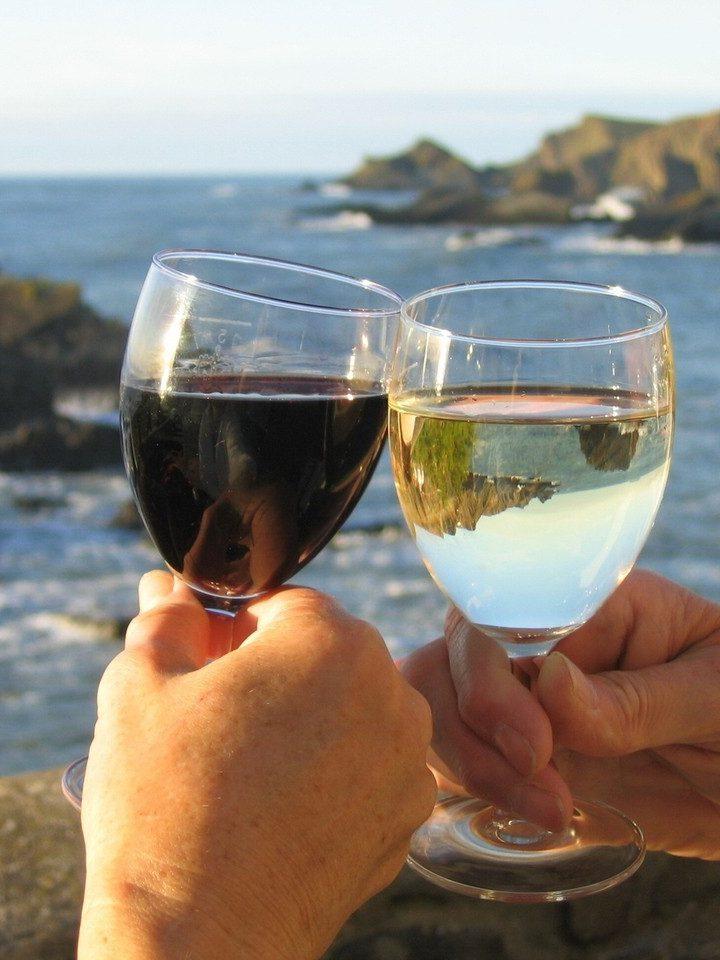 Wino na ślubnym kobiercu