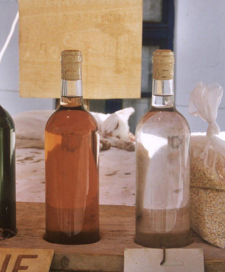 Wino z wołowiną i jagnięciną