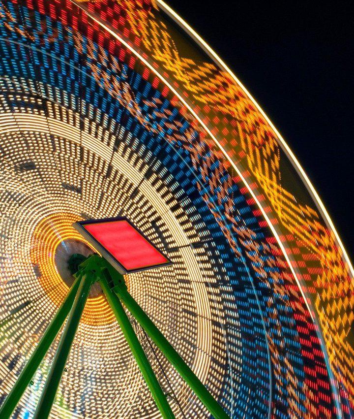 Przebieg zabawy karnawałowej na Teneryfie
