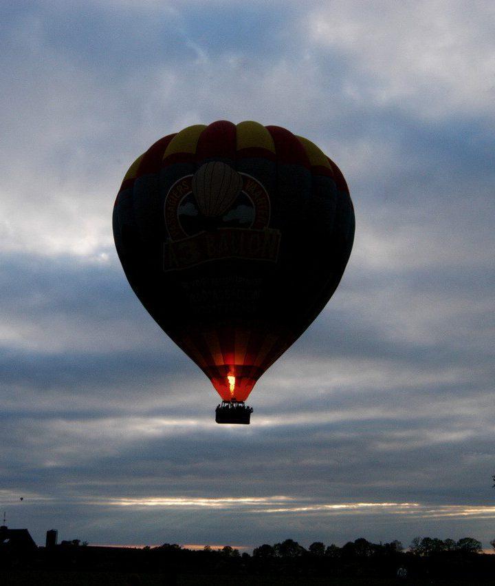 Lot balonem – odpowiedni strój