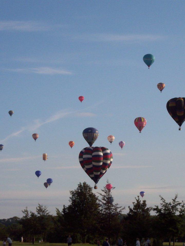 Zawody balonowe zasady – markery i loggery