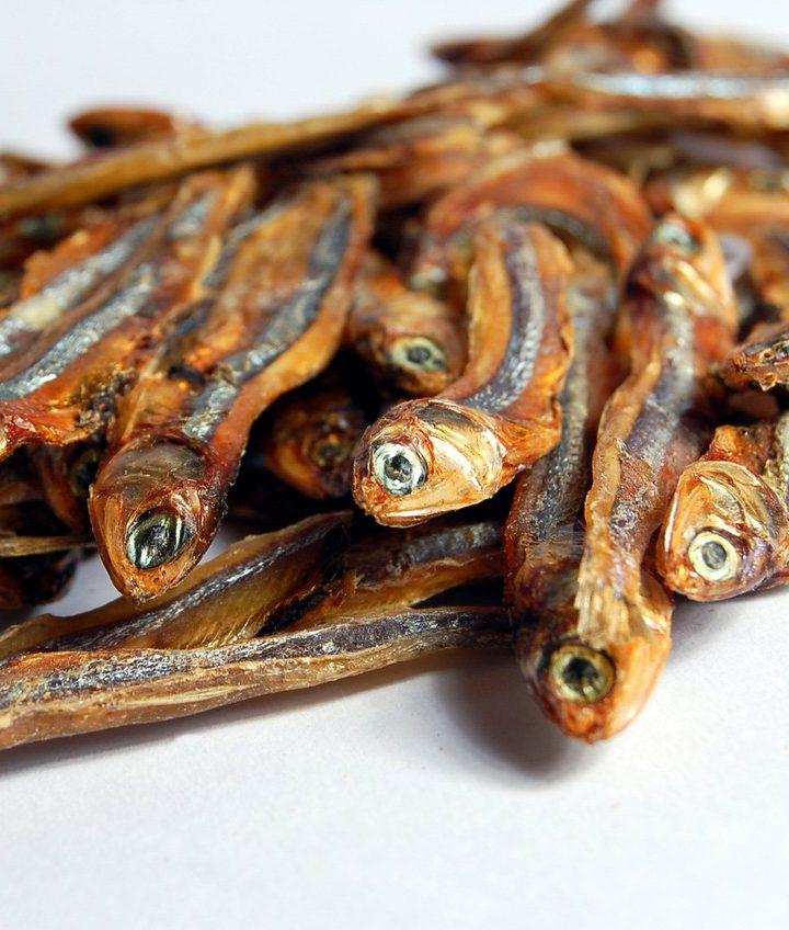 Jak przygotować anchois?